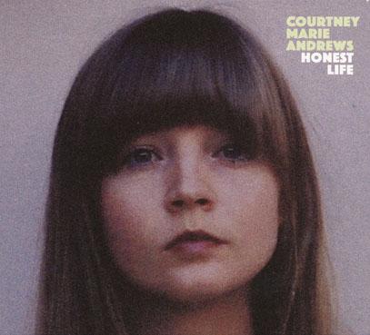 COURTNEY MARIE ANDREWS/Honest Life (2016/6th) (コートニー・マリー・アンドリュース/USA)