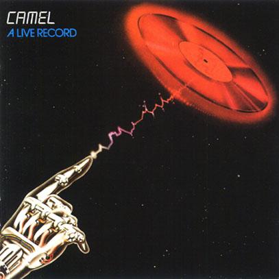 CAMEL/A Live Record(2CD) (1978/Live) (キャメル/UK)