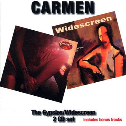 CARMEN/The Gypsies + Widescreen (1976+2007/3+4th) (カルメン/UK,USA)