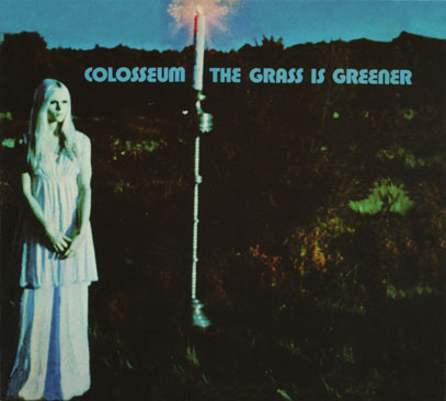 COLOSSEUM/The Grass Is Greener (1970/US2nd) (コロシアム/UK)