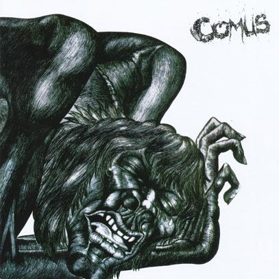 COMUS/First Utterance (1971/1st) (コウマス/UK)