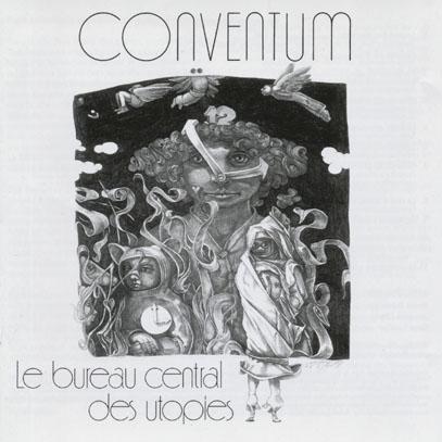 CONVENTUM/Le Bureau Central Des Utopies (1979/2nd) (コンヴェンタム/Canada)