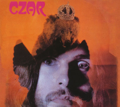 CZAR/Same(Digi-Pack) (1970/only) (ツァール/UK)
