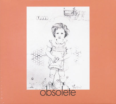 DASHIELL HEDAYAT/Obsolete (1971/only) (ダシェル・エダヤ/France,UK)