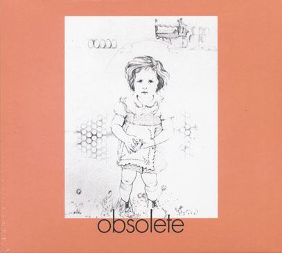 DASHIELL HEDAYAT/Obsolete (1971/only) (ダシェル・エダヤ/France,UK)