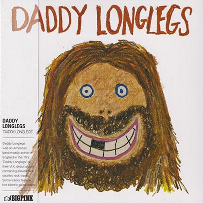 DADDY LONGLEGS/Same (1970/1st) (ダディ・ロングレッグス/UK,USA)