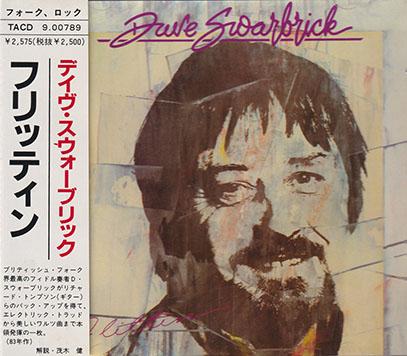 DAVE SWARBRICK/Flittin(フリッティン)(Used CD) (1983/6th) (デイヴ・スウォーブリック/UK)
