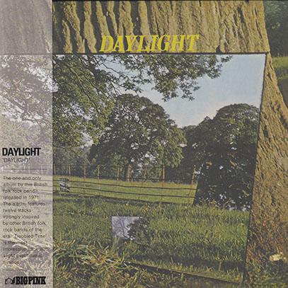 DAYLIGHT/Same (1971/only) (デイライト/UK)