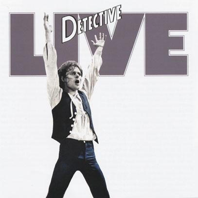DETECTIVE/Live (1978/Unreleased Live) (ディテクティヴ/UK,USA)