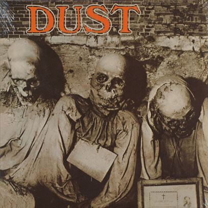 DUST/Same (1971/1st) (ダスト/USA)