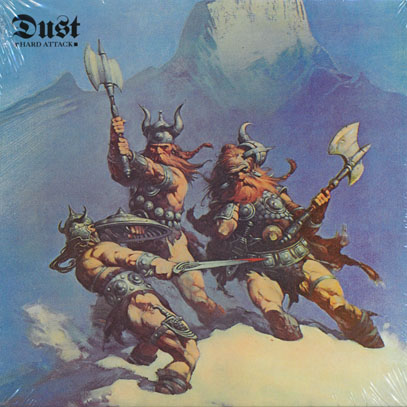 DUST/Hard Attack (1972/2nd) (ダスト/USA)