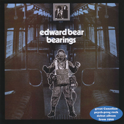 EDWARD BEAR/Bearings (1969/1st) (エドワード・ベアー/Canada)