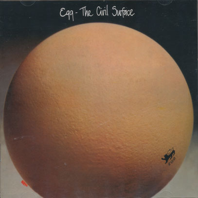 EGG/The Civil Surface (1974/3rd) (エッグ/UK)