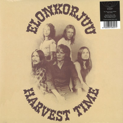 ELONKORJUU/Harvest Time(LP) (1972/1st) (エロンコルジュ/Finland)