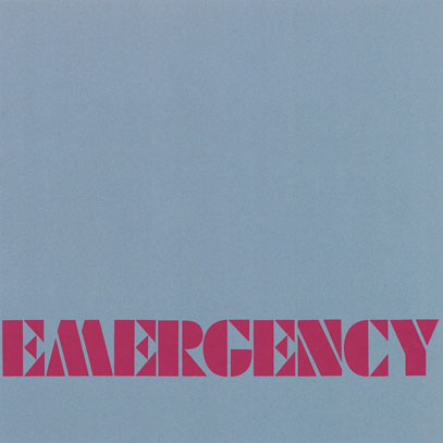 EMERGENCY/Same (1971/1st) (エマージェンシー/German,Czech)