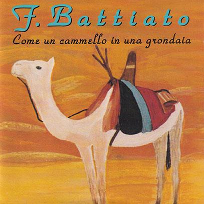 FRANCO BATTIATO/Come Un Camello In Una Grondaia (1991/19th) (フランコ・バッティアート/Italy)