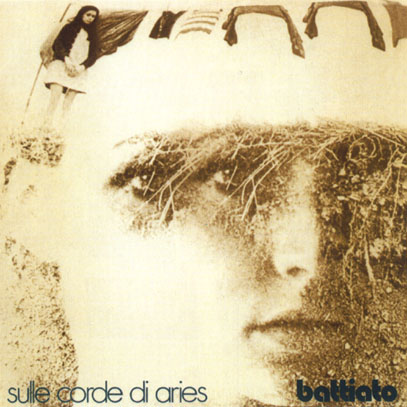 FRANCO BATTIATO/Sulle Corde Di Aries (1973/3rd) (フランコ・バッティアート/Italy)