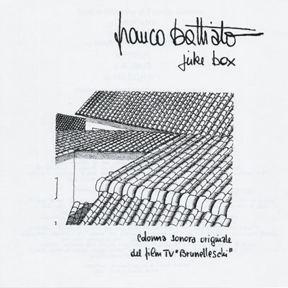 FRANCO BATTIATO/Juke Box (1978/7th) (フランコ・バッティアート/Italy)