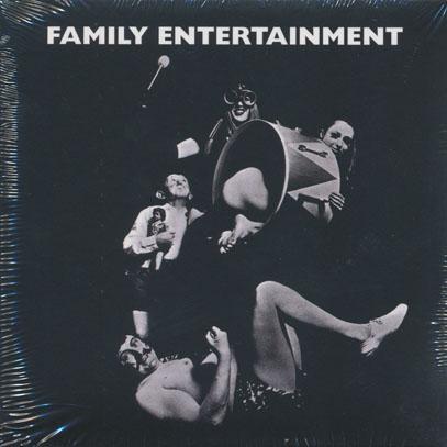 FAMILY/Family Entertainment (1969/2nd) (ファミリー/UK)