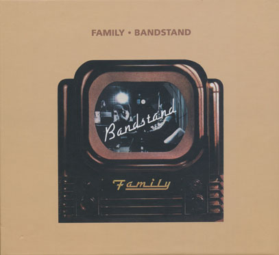 FAMILY/Bandstand: Deluxe 2CD Edition (1972/6th) (ファミリー/UK)