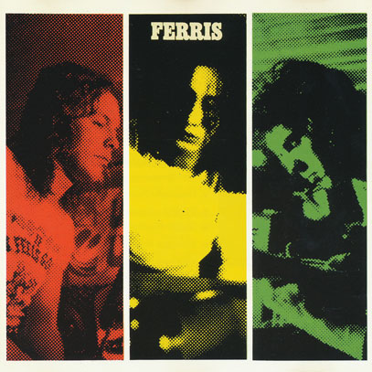 FERRIS/Same(Used CD) (1971/only) (フェリス/Finland)