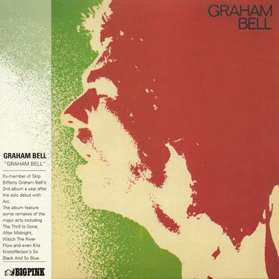 GRAHAM BELL/Same (1972/only) (グラハム・ベル/UK)