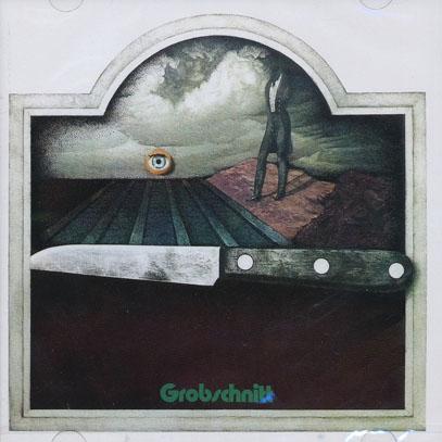 GROBSCHNITT/Same (1972/1st) (グローブシュニット/German)