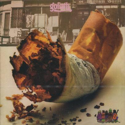 GOLIATH/Same (1970/only) (ゴリアテ/UK)