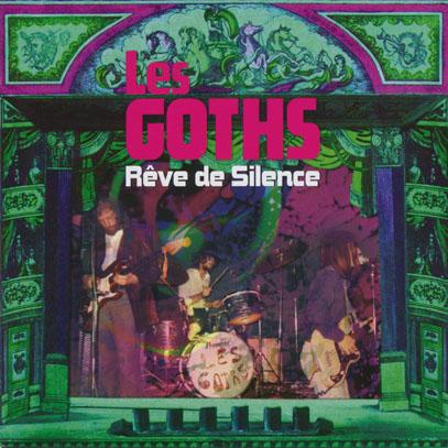 LES GOTHS/Reve De Silence (1968/Comp.) (レ・ゴート/France)