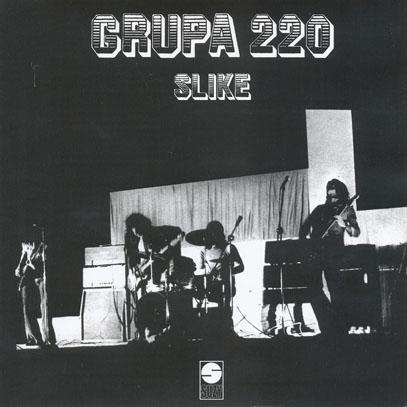 GRUPA 220/Slike(Used CD) (1975/2nd) (グルパ 220/Yugoslavia)