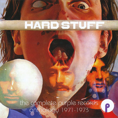 HARD STUFF/Complete Purple Records Anthology 1971-1973 (1971-73/1+2th+7bonus)  (ハード・スタッフ/UK)