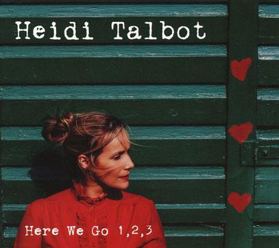 HEIDI TALBOT/Here We Go 1,2,3 (2016/5th) (ハイディ・タルボット/Ireland)