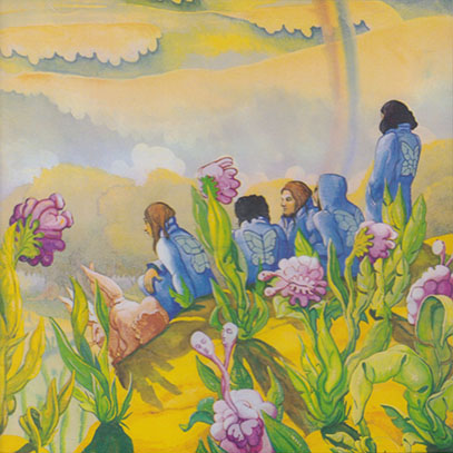 HARMONIUM/Les Cinquieme Saison (1975/2nd) (アルモニウム/Canada)