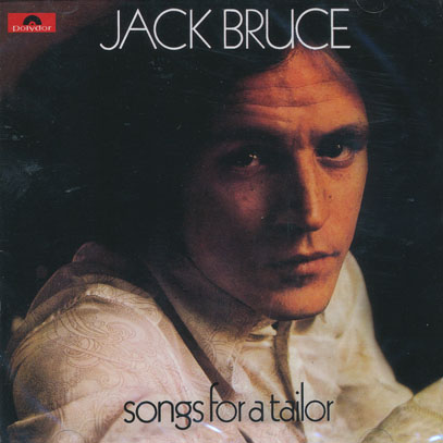 JACK BRUCE/Songs For A Tailor (1969/1st) (ジャック・ブルース/UK)