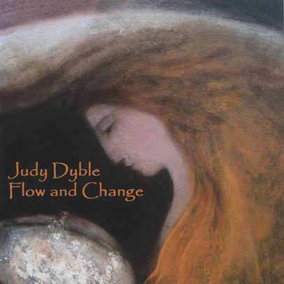 JUDY DYBLE/Flow And Change (2013) (ジュディ・ダイブル/UK)