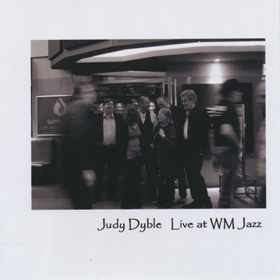 JUDY DYBLE/Live At WM Jazz (2014/Live) (ジュディ・ダイブル/UK)