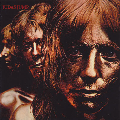 JUDAS JUMP/Scorch (1970/only) (ジュダス・ジャンプ/UK)