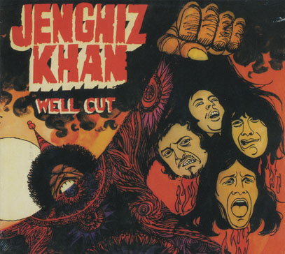 JENGHIZ KHAN/Well Cut (1971/only) (ジンギス・カーン/Belgium)