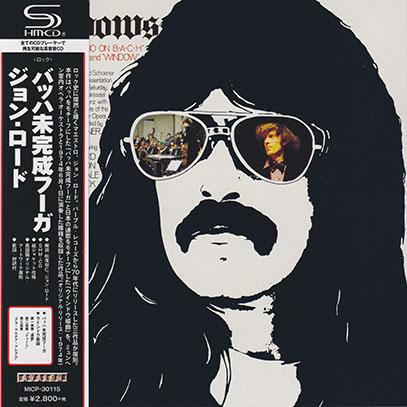 JON LORD/Windows(バッハ未完成フーガ) (1974/2nd) (ジョン・ロード/UK)