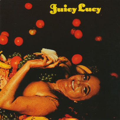 JUICY LUCY/Same (1969/1st) (ジューシー・ルーシー/UK)