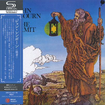 JOHN RENBOURN/The Hermit(隠者) (1976/6th) (ジョン・レンボーン/UK)
