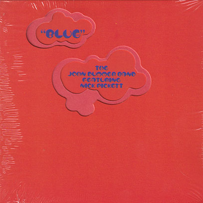 JOHN DUMMER BAND/Blue (1972/5th) (ジョン・ダマー・バンド/UK)