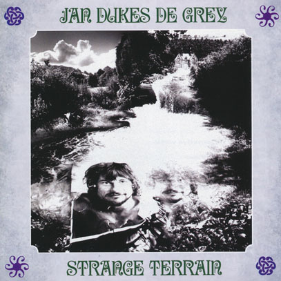 JAN DUKES DE GREY/Strange Terrain (1976-77/Unreleased) (ヤン・デュークス・デ・グレイ/UK)