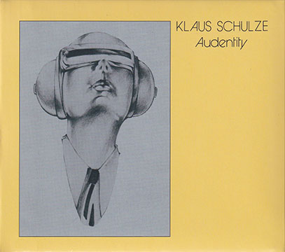KLAUS SCHULZE/Audentity(2CD) (1983/15th) (クラウス・シュルツェ/German)