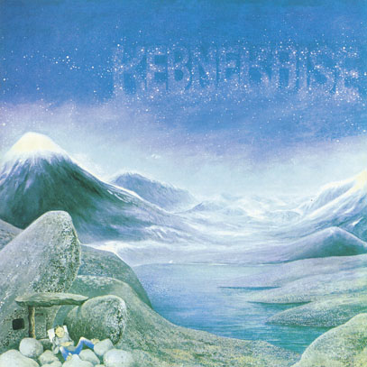 KEBNEKAISE(KEBNEKAJSE)/Kebnekaise II(Used CD) (1973/2nd) (ケブネカイゼ/Sweden)
