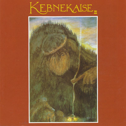 KEBNEKAISE(KEBNEKAJSE)/Kebnekaise III(Used CD) (1975/3rd) (ケブネカイゼ/Sweden)