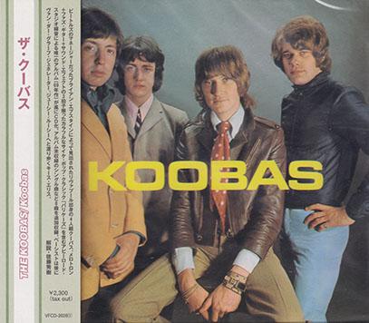 KOOBAS/Same(ザ・クーバス) (1969/only) (クーバス/UK)