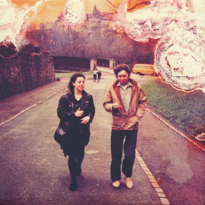LOREN AUERBACH with BERT JANSCH/Colours Are Fading Fast (1985+88/1+2th+Unrel.) (ローレン・オーエルバッハ&バート・ヤンシュ/UK)