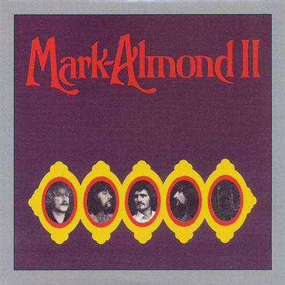 MARK-ALMOND/Mark-Almond II (1971/2nd) (マーク・アーモンド/UK)