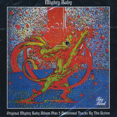 MIGHTY BABY/Same (1969/1st) (マイティ・ベイビィ/UK)